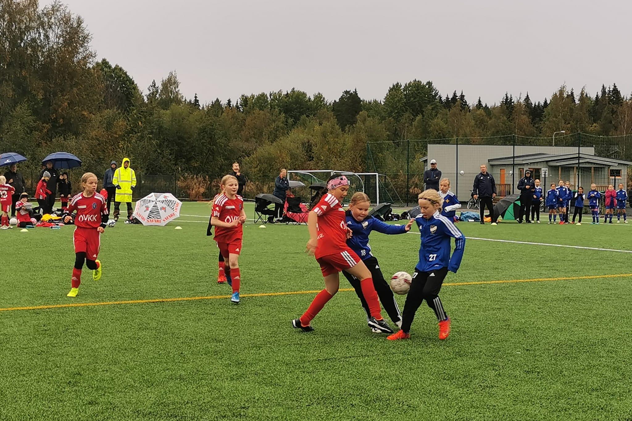 FT -8 på Nya Ehnvallen (FC Sport-j - VIFK)